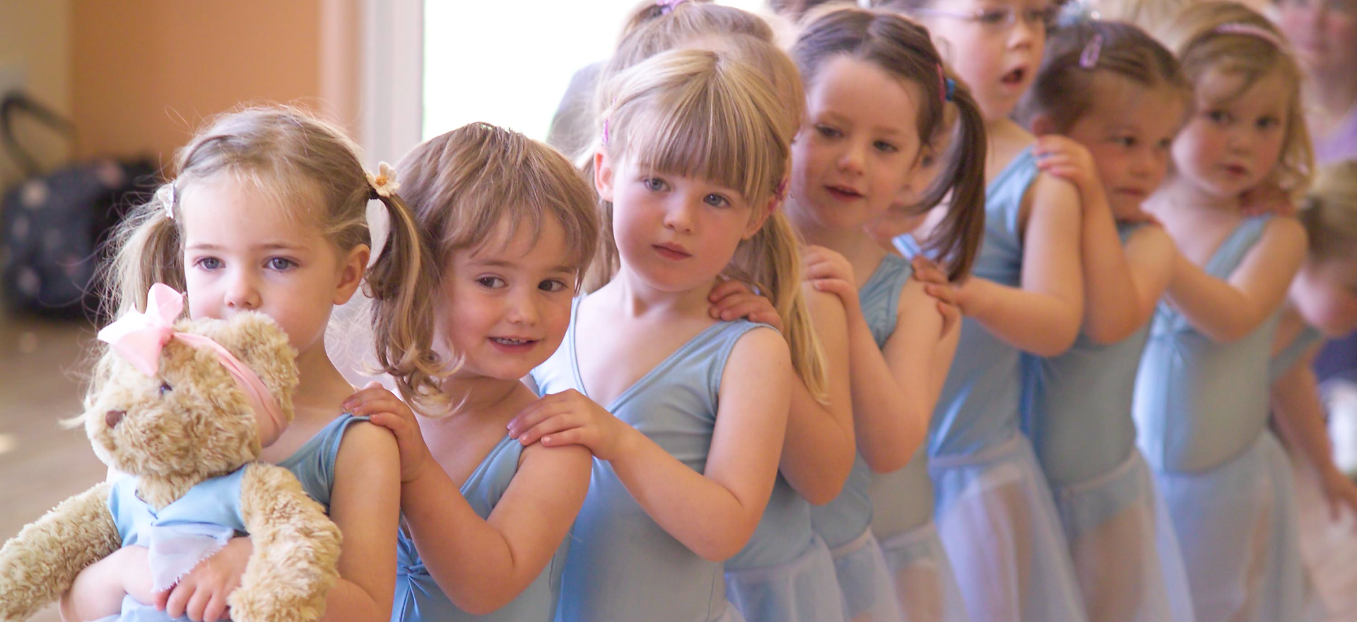 Classes for the budding ballerina