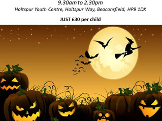 Halloween Dance Workshop
