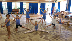 Tap, Modern & Ballet classes