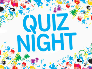Fundraising Quiz Night!