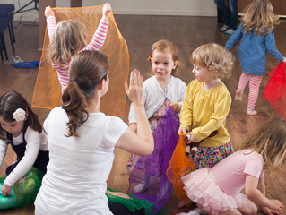 The Benefits of Dance for Toddlers Part 2