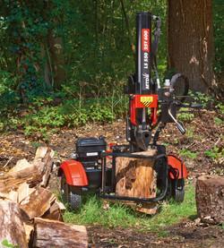 Log Splitters from £199