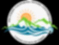 SCNC Logo - Back Background with white C