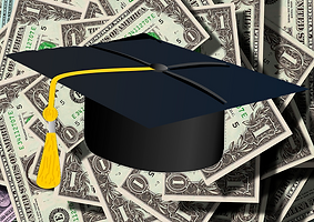 Money and black Graduation