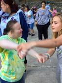 2 Campers Dancing