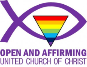 Image of the Open and Affirming Logo