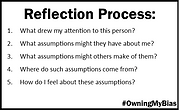 Sel Reflection Card - Side A
