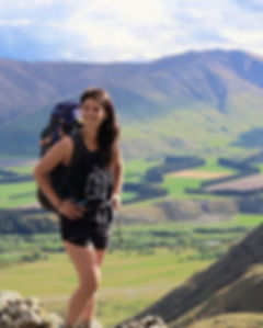 This was my first proper tramping trip i