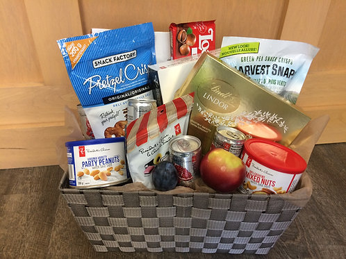 Gift Food Basket