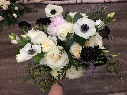 Lush White Flowers