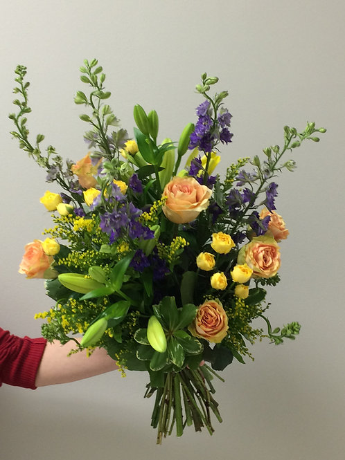 Fresh Mixed Flower Bouquet