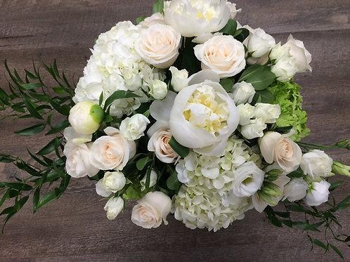 Stunning White Bouquet