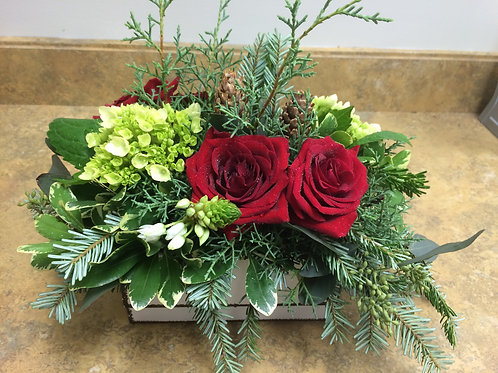 Festive table Arrangement