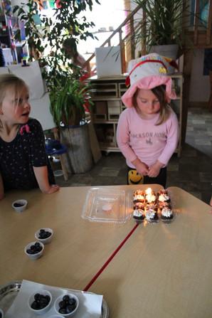 Birthdays, boats, ramps and playdough