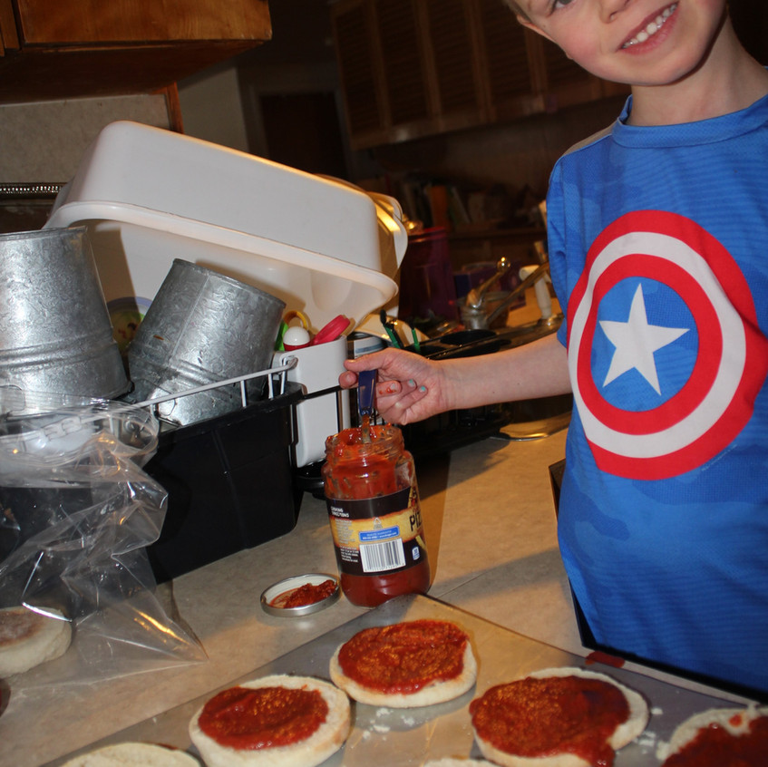 Pizza maker today!