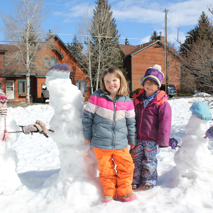 Our Snow family