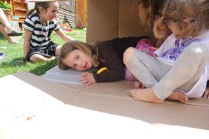 BIG BOX fun!