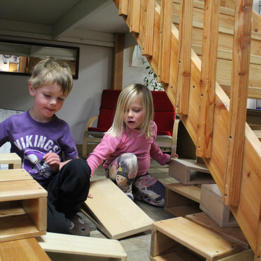 Building an airplane