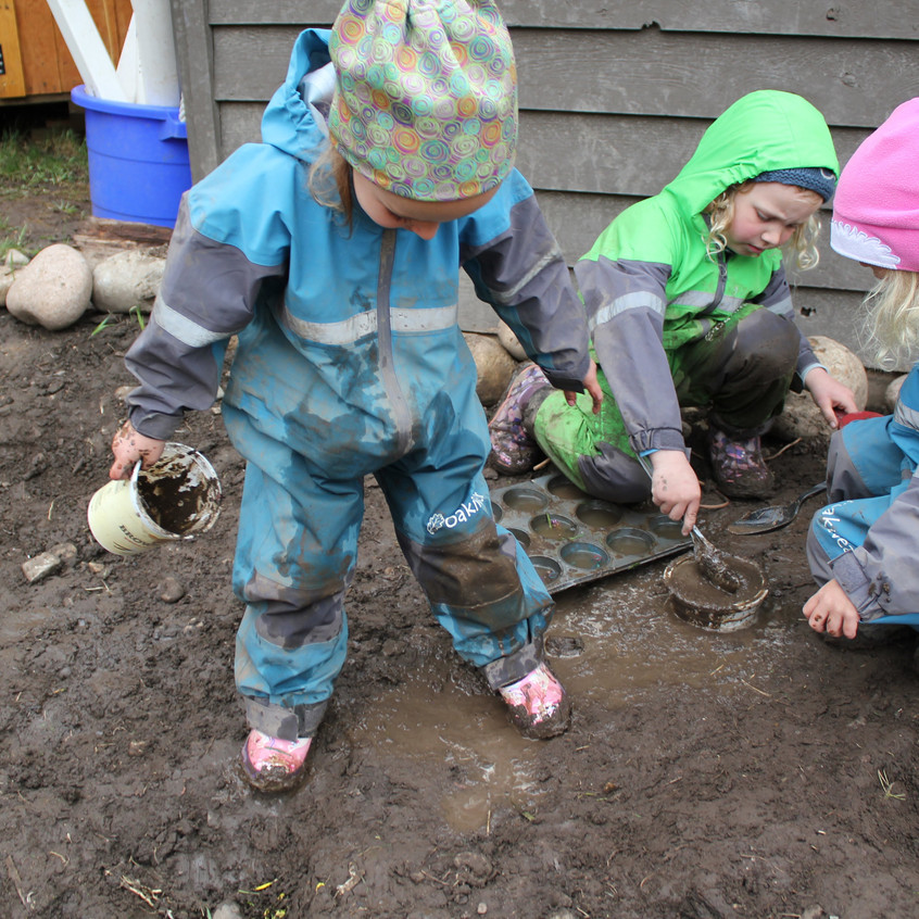 More mud fun