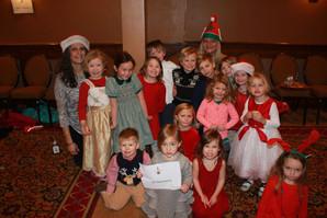Kids Karols at The Wort Hotel