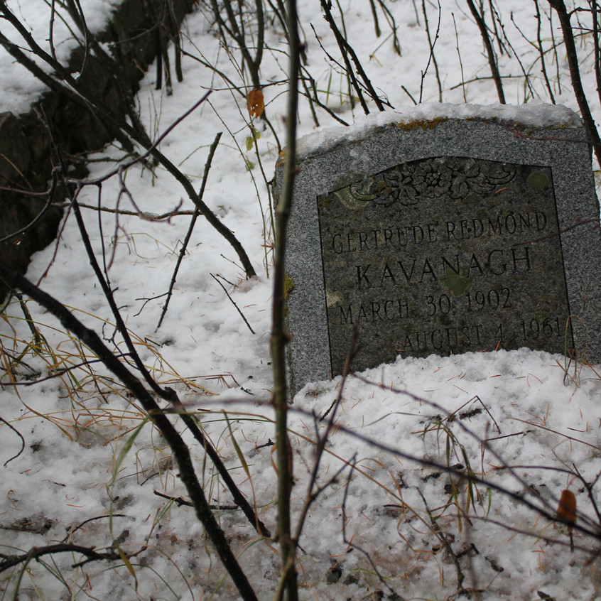 An older headstone
