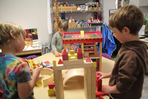The Fire Station opens