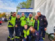 Equipe de secouristes de la FFSS