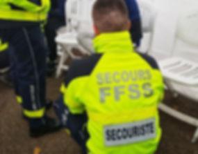 Secouriste de la FFSS