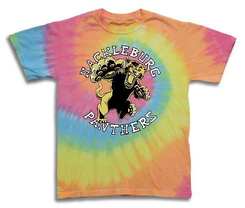 Panthers Tie Dye T