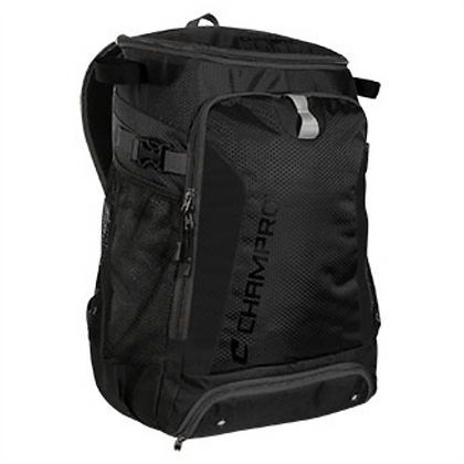 """CHAMPRO Fortress Backpack 15""""W x 8""""D x 22""""H"""
