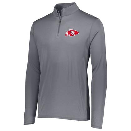 Augusta Sportswear Attain Wicking 1/4 Zip Pullover