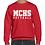 Thumbnail: Gildan Crewneck MCHS Softball Sweatshirt