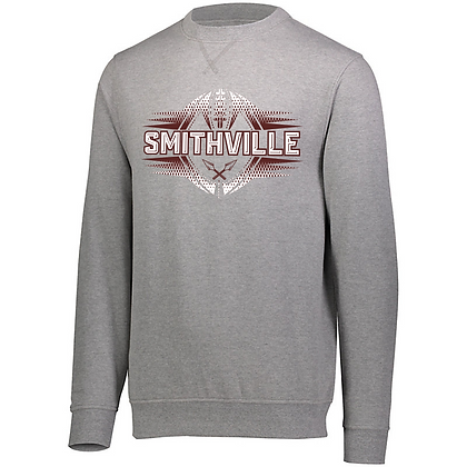 Seminoles Football 60/40 Fleece Crewneck Sweatshirt