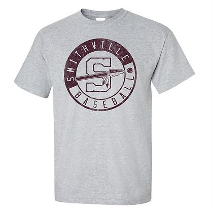 Gildan Shortsleeve T -Sport Gray
