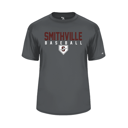 Badger Smithville Baseball T