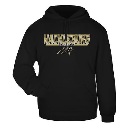 Badger Hooded Sweatshirt - Black