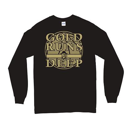 Gold Runs Deep LS T