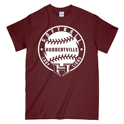 Gildan Shortsleeve T - Softball