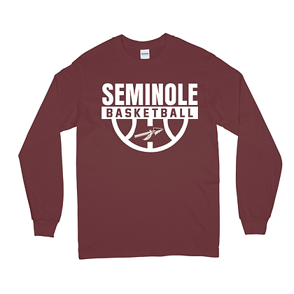 Gildan Seminole Basketball LS T