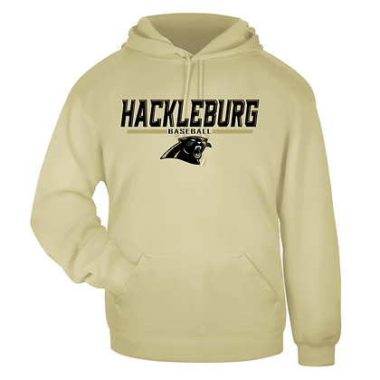 Badger Hooded Sweatshirt - Vegas
