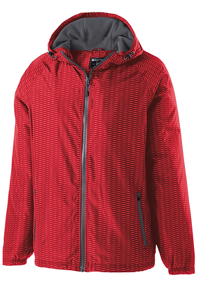 Holloway Range Jacket - Red