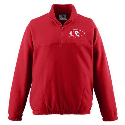 Augusta Sportswear Chill Fleece Half-Zip Pullover