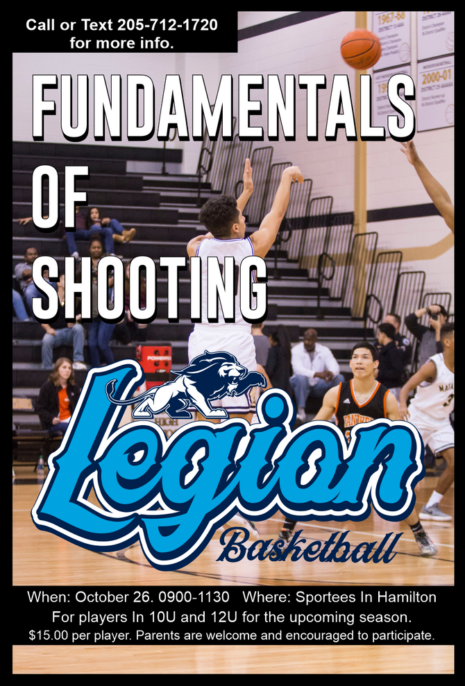Fundamentals of Shooting