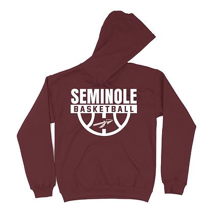 Gildan Seminole Basketball Hoodie