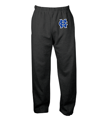 Badger C2 Fleece Pants - Black