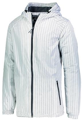 Holloway Range Jacket - White