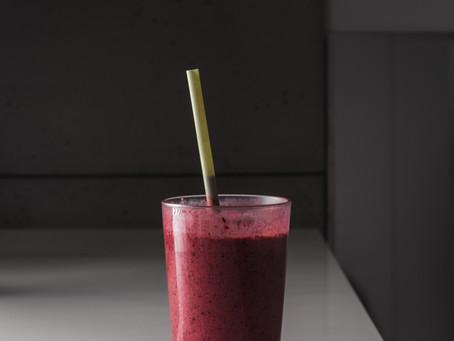 Antioxidant Cherry Blast Smoothie
