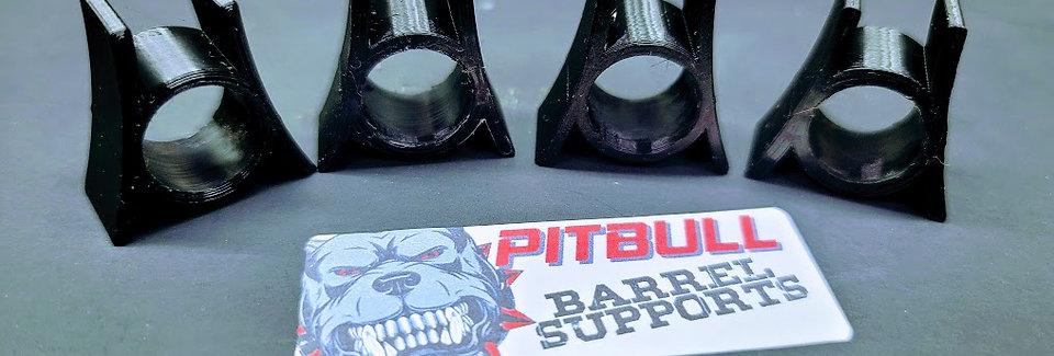 PITBULL BARREL SUPPORTS