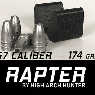 .357 RAPTER | 50 Count
