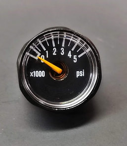 5000 PSI Replacement Gauge